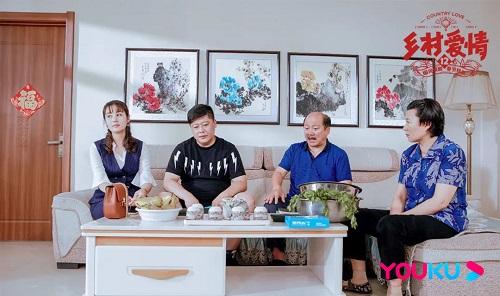 国民横剧《乡村爱情12》收官了,它在营销上也亮点颇多