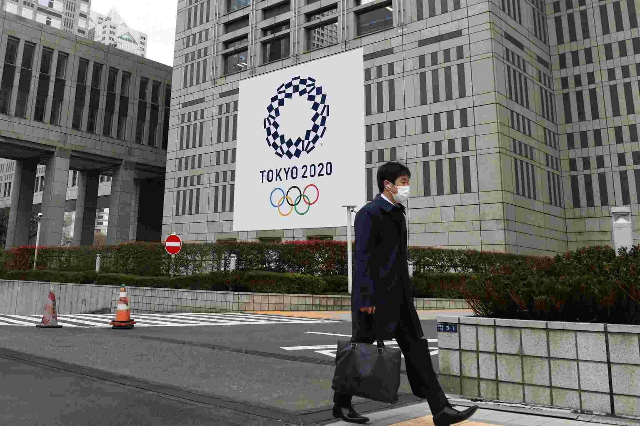 终于定了!东京奥运会将延期一年举办