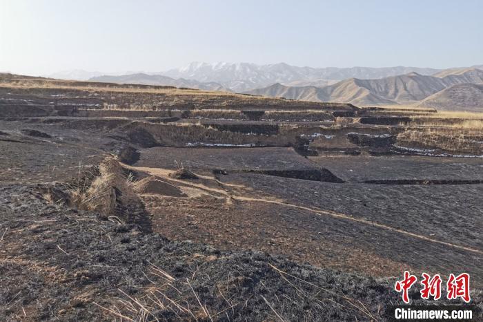 甘肃武威清明上坟引山火17人被处罚 消防倡导文明祭祀
