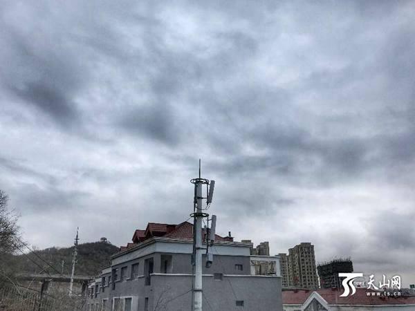 伊犁州、博州局地今日(4月15日)有暴雨 乌鲁木齐市多云转小雨