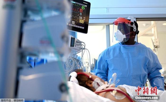 世卫总干事:四月以来平均每天新增八万新冠肺炎病例