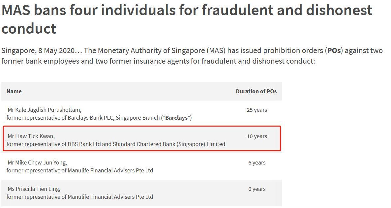 用客户网银转移资金获得20万美元 外资行前员工被禁业10年