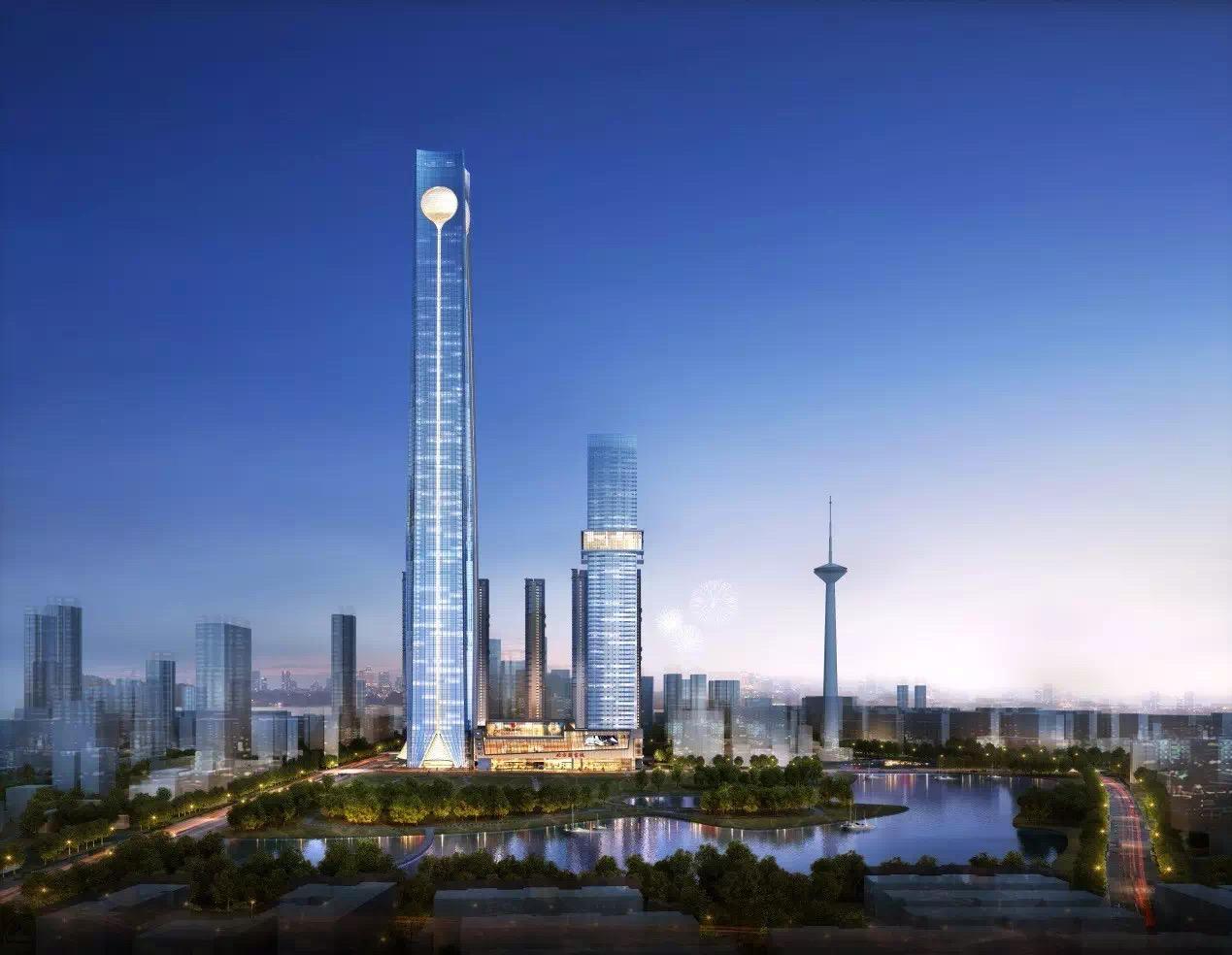 """500米""""限高令""""下,多座城市地标性建筑""""削高"""