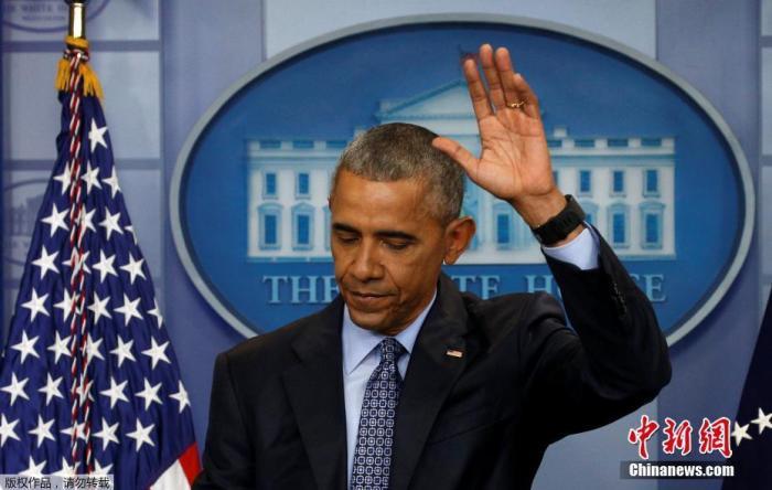 被奥巴马批疫情应对不力 特朗普回击:他严重不称职