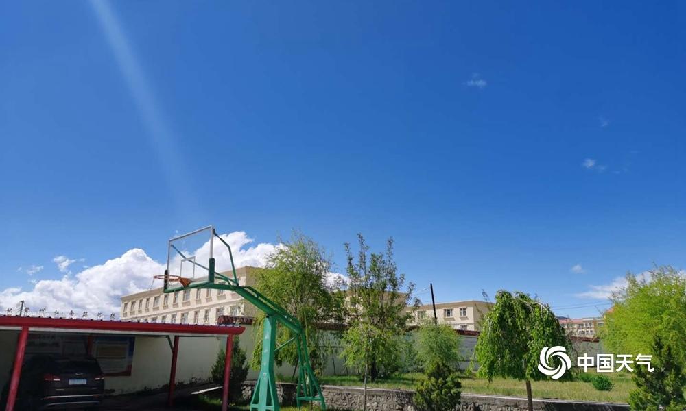 风雨过后 新疆乌