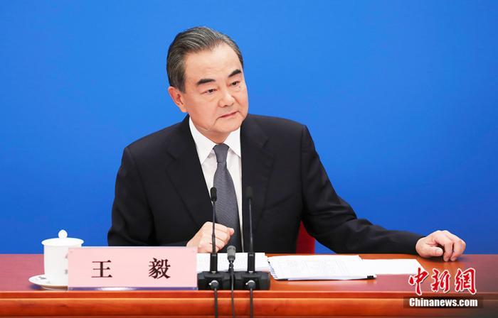 王毅:疫情以生命作为代价告诫我们,各国应携手构建人类命运共同体