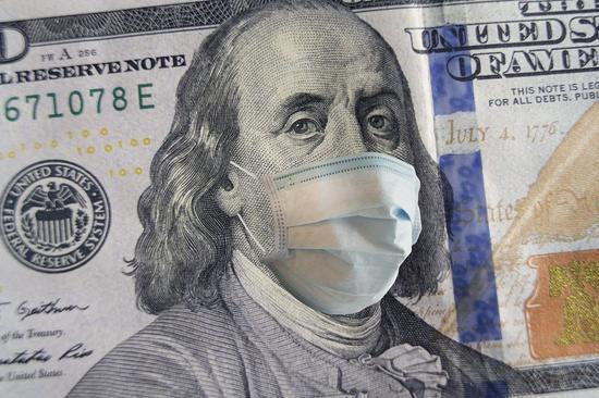 调查显示30%美国人用刺激支票来支付账单