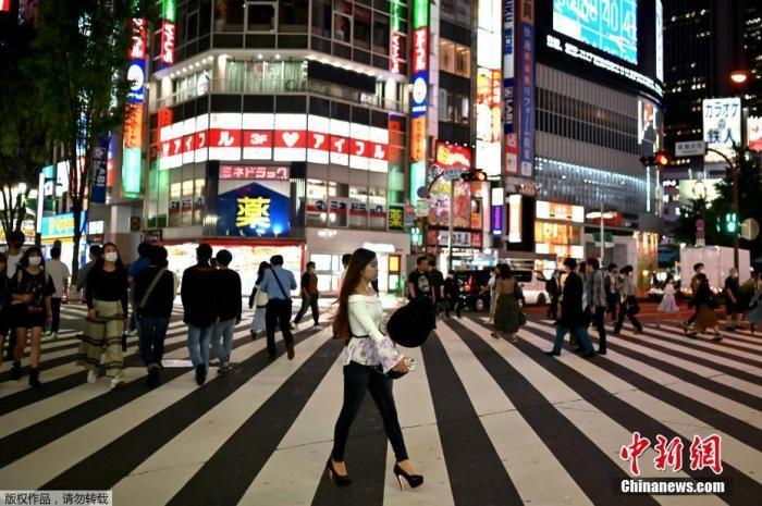 """日本东京都进入疫情恢复""""第二阶段"""" 多种设施重启"""