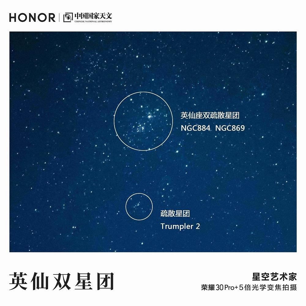 业内首次手机拍到十二黄道星座,荣耀30系列系统级影像力刷新手机摄影高度