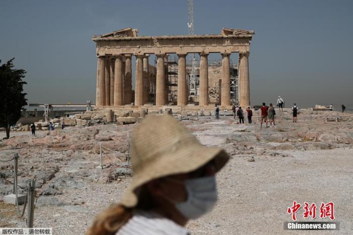 希腊北部城市现群聚感染 专家警告民众勿放松防疫