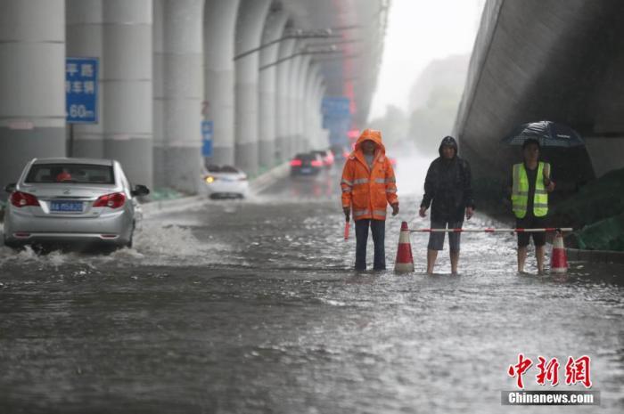 部分河流或有超警洪水 国家防总部署强降雨防范工作