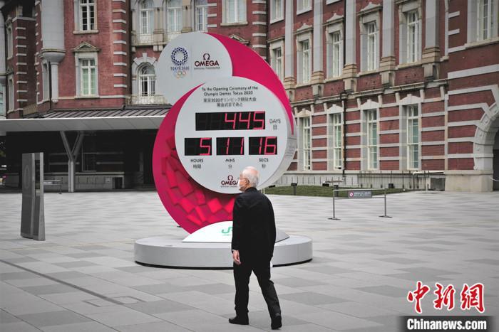 东京奥组委官员:若疫情持续 应考虑再度推迟奥运会