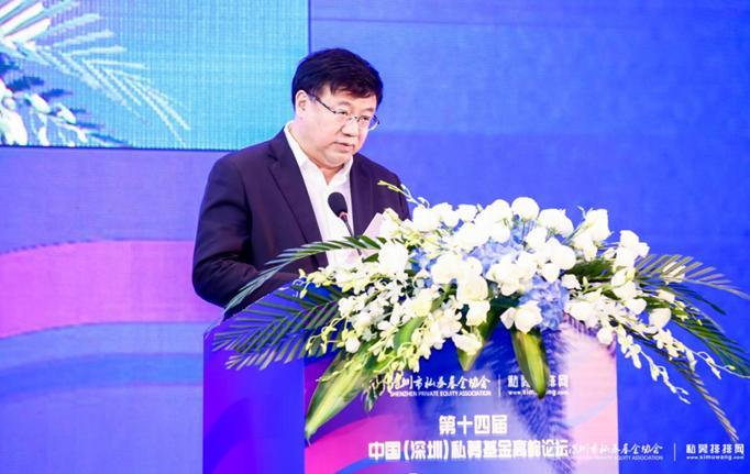 图:广发证券总裁助理王新栋