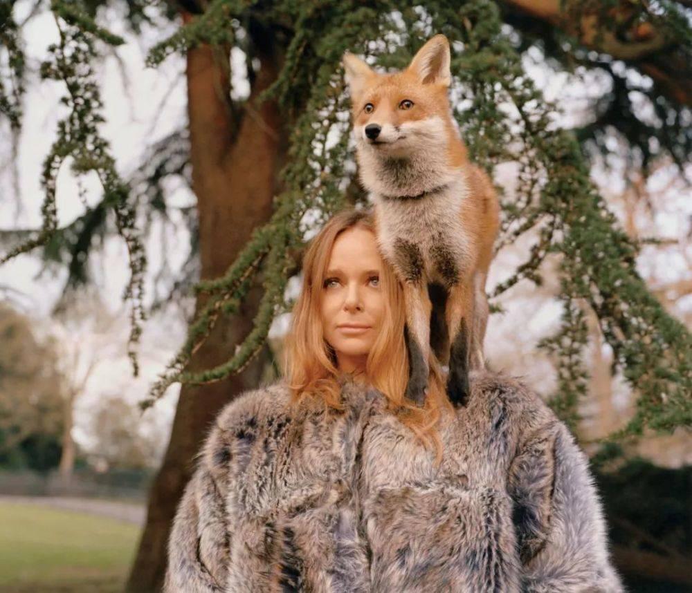 摩登日记|丝黛拉・麦卡尼:时尚背后不应是动物的牺牲