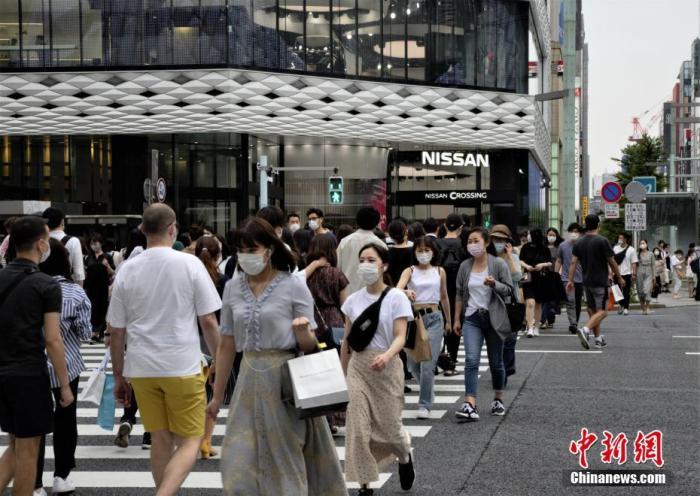 疫情明显反弹 日本政府为何不重新限制经济活动?