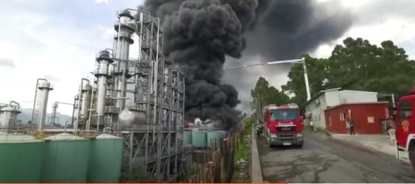 福建龙岩新能源公司火灾两人失联,空气中未检出有毒物质