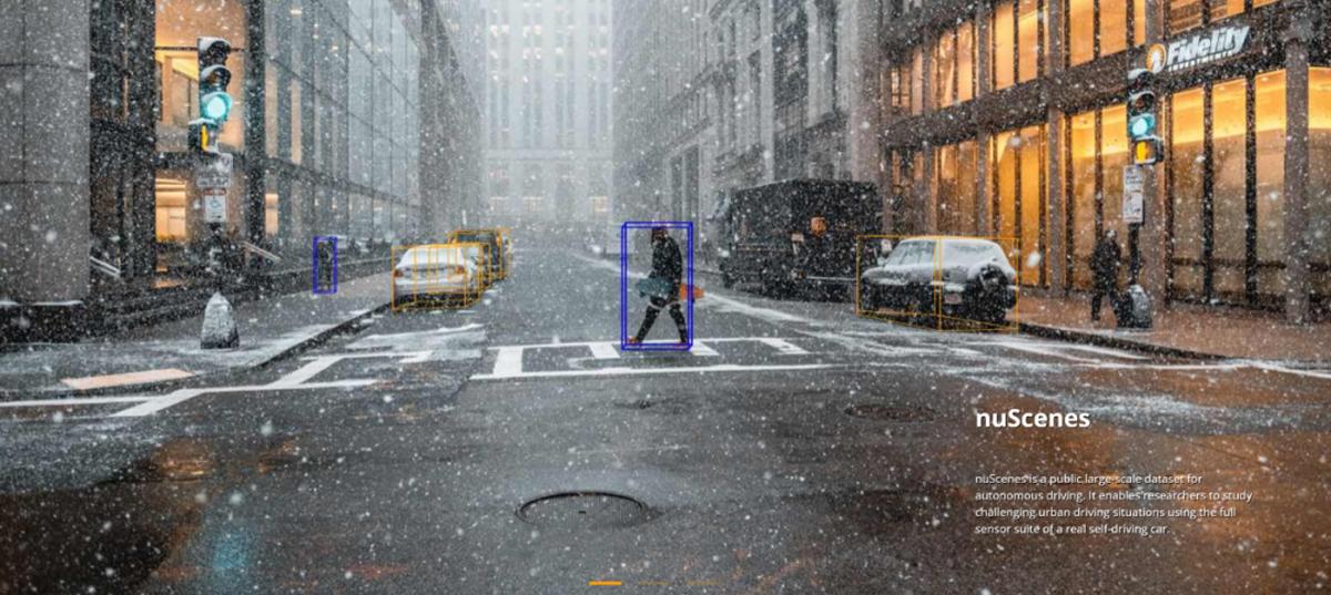 自动驾驶再突破 华为取得3D目标检测挑战赛冠军