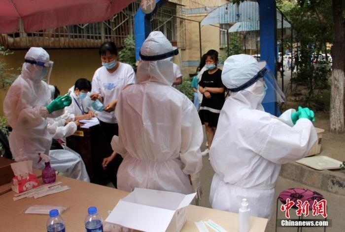 综合消息:新疆外其他省份连续15天无新增本土确诊病例 专家称未来出现疫情或是常态