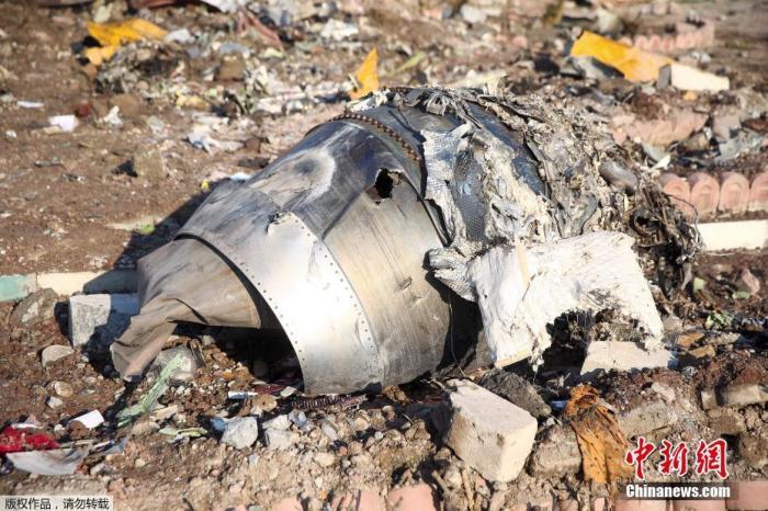 乌克兰坠机事件进展:黑匣子数据初步分析已完成
