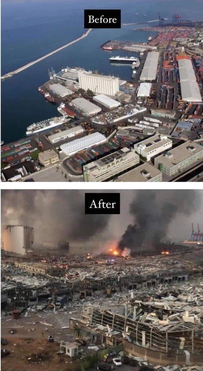 黎巴嫩爆炸后,黄金又暴涨了!
