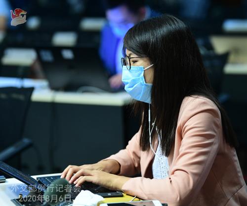 外交部:坚决反对美滥用国家力量打击中国高科技企业