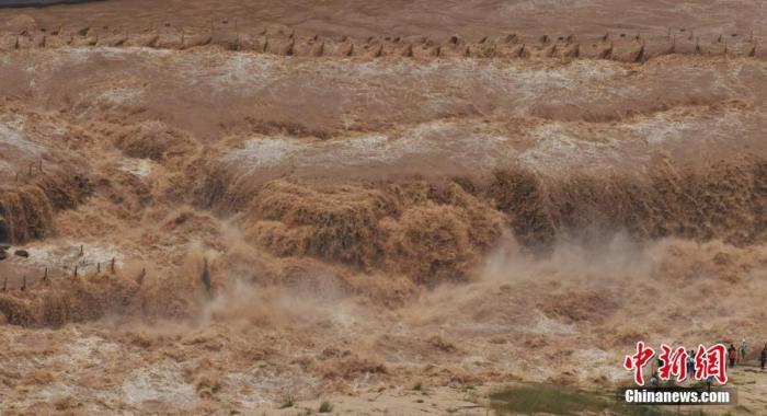黄河发生2020年第3号洪水 水利部安排部署防御工作
