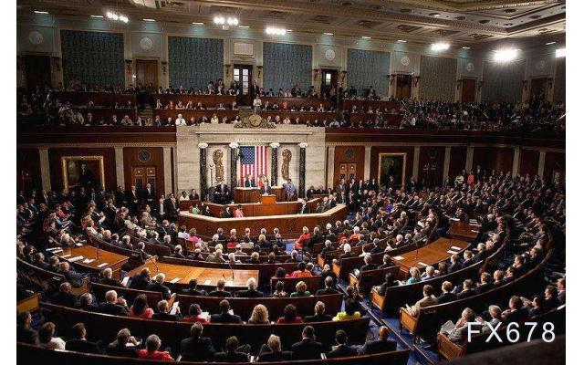 美国国会两党就刺激计划谈判濒临崩溃边缘!大规模支出或损害美元,储备地位面临动摇