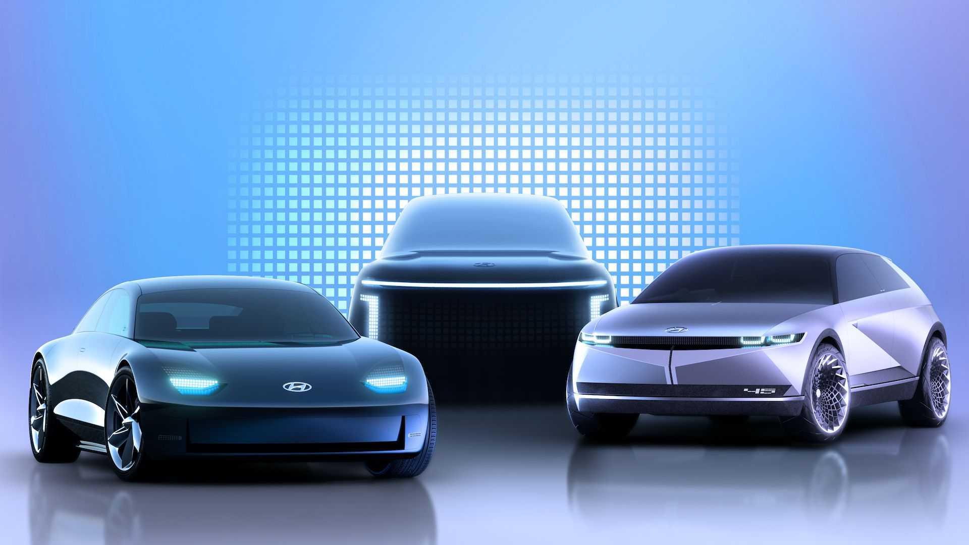 IONIQ成为现代旗下子品牌 将推出三款纯电动汽车