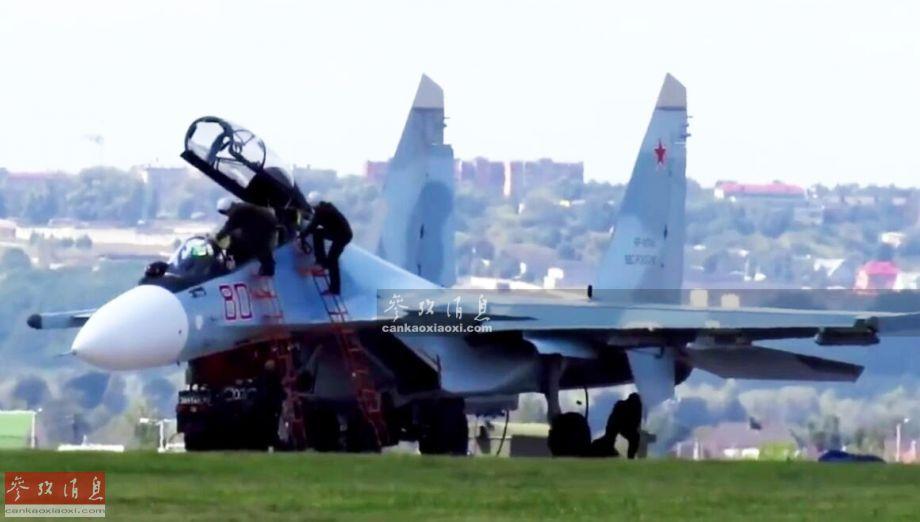 俄军拟为苏-30装备高超音速导弹 可摧毁1000公里内目标