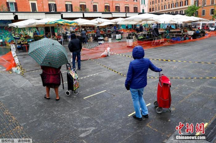 意大利颁布防疫法令:四国入境旅客须接受病毒检测