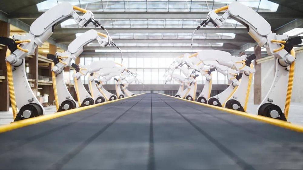 机器主宰工厂这件事,远比你想的近