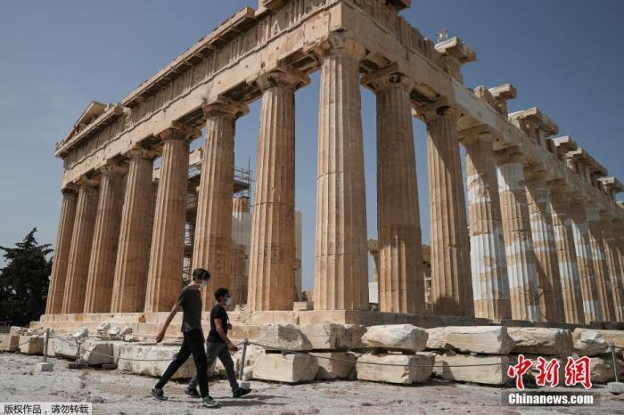 希腊儿童新冠感染率出现增长 会否如期开学引关注