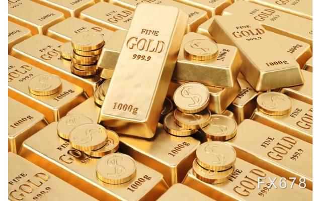 黄金上演大逆转,金价回升近50美元突破1950关口
