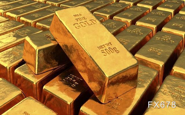 """国际金价反弹逾1%,因美指录得一周半新低;美国就业复苏缓慢,多个州欲""""自行其是"""""""