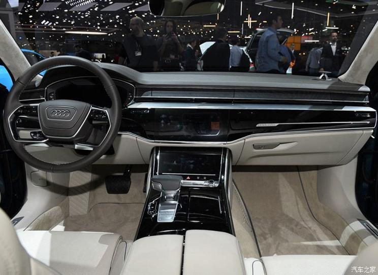 奥迪A8L插电混动车型或售108.9万元起
