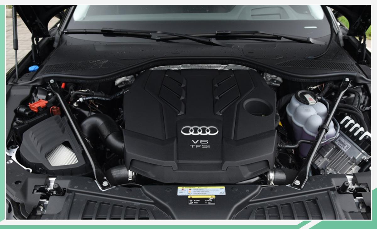 2021款奥迪A8正式上市 售84.28万-119.88万元