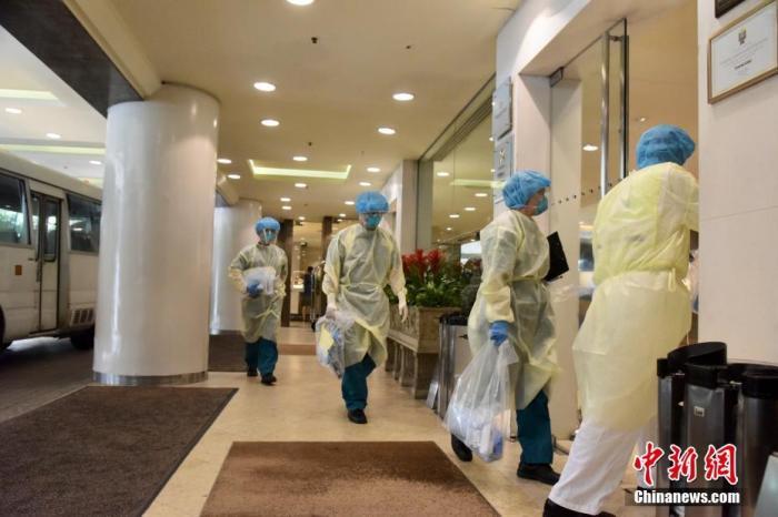 香港新增6例新冠肺炎确诊病例