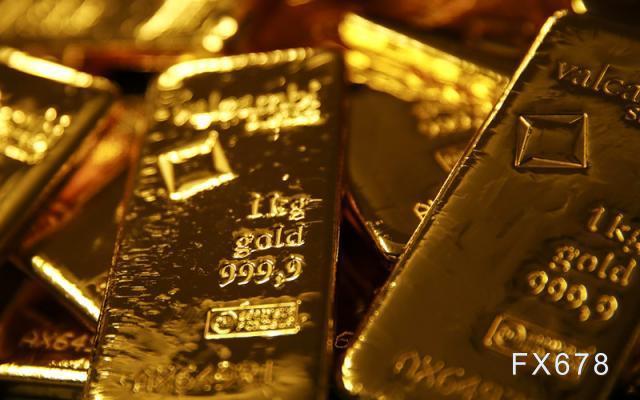 美国经济刺激计划迟迟不能落地,警惕黄金空方反扑