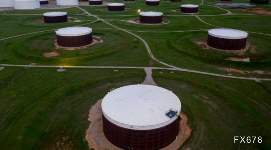 INE原油收跌,欧美感染病例激增冲击需求前景,美国政府不作为加重市场悲观情绪