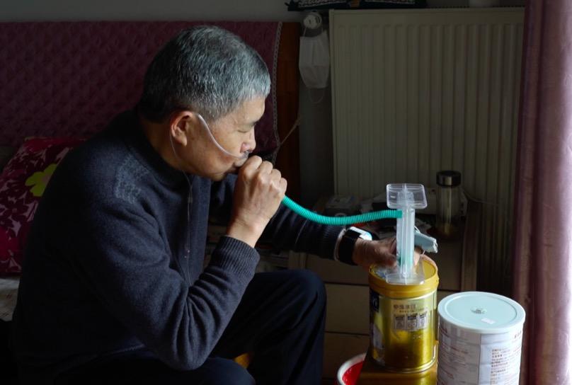 彭志勇&危重症康复患者石长江:社会对他们不能戴着有色眼镜