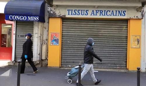 法媒:法国单日新冠病毒感染数从2万降到9千商人等不及 要求黑色星期五开业