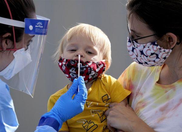 美国超100万儿童感染新冠 医生推测:实际人数远高于此