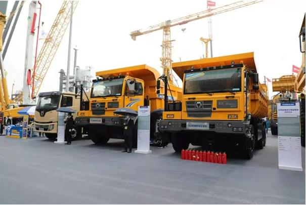 徐工重卡携六大标杆新品闪耀bauma CHINA 2020