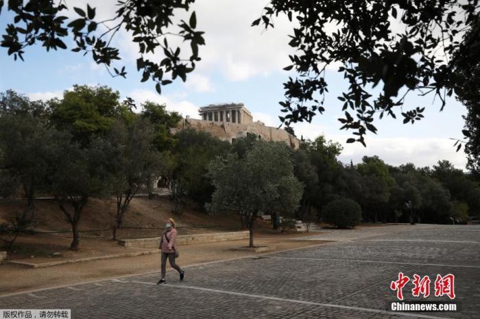希腊新冠确诊病例超12万例 两地疫情升级引关注