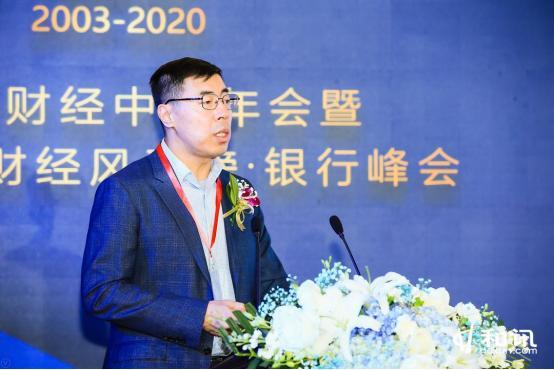 亿联银行行长助理兼首席信息官 李树峰