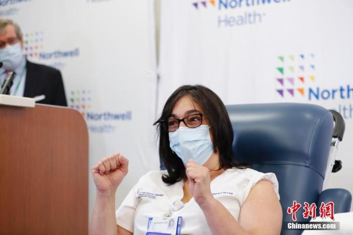 第二个!美食药局委员会建议批准使用莫德纳新冠疫苗