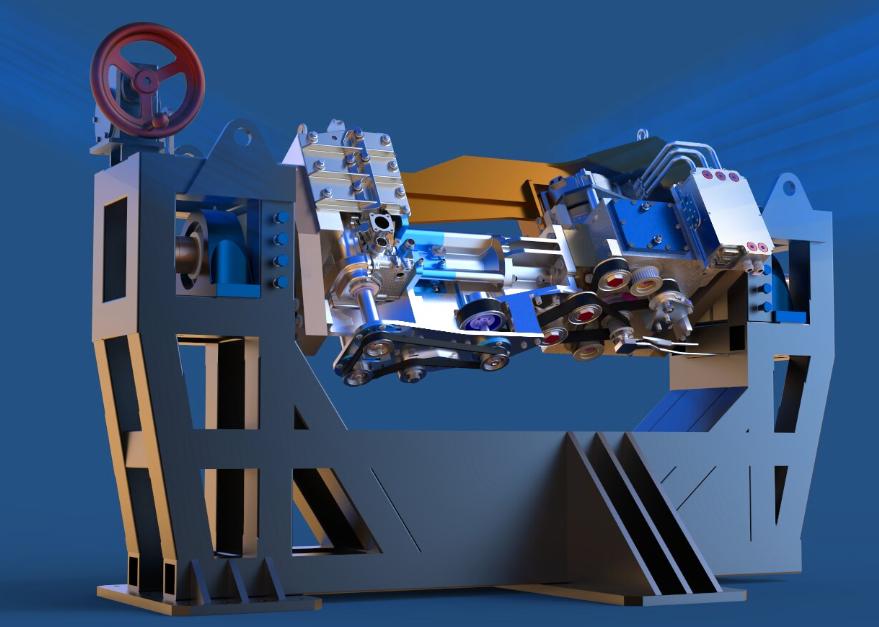 usdt钱包(caibao.it):ORNL开发中子研究发动机 推进先进汽车设计 第1张