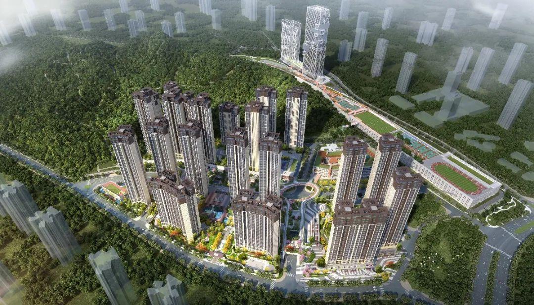 南山傍山大盘即将入市,四大亮点霸屏2021深圳楼市
