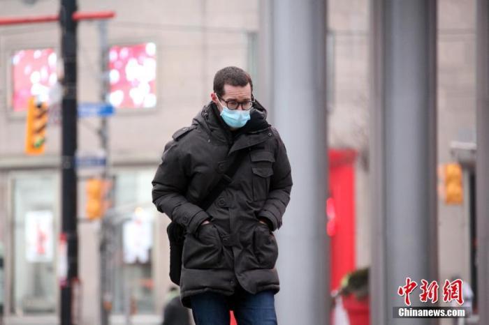 加拿大累计新冠确诊病例突破70万 疫苗供应将受延误