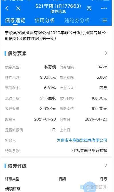 永煤违约70天后,河南首只城投债成功发行